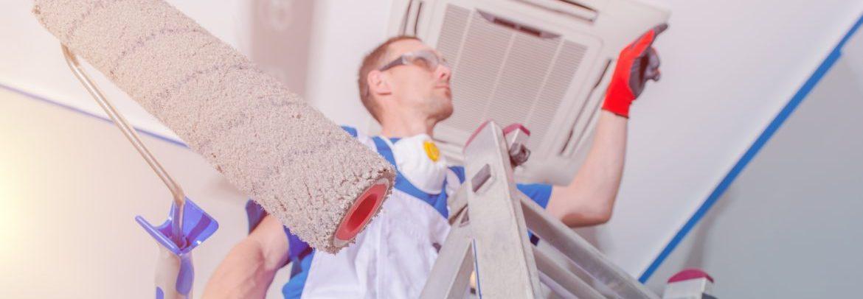 Malowanie, tepetowanie, montaż sufitów podwieszanych